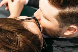 como besar con lengua