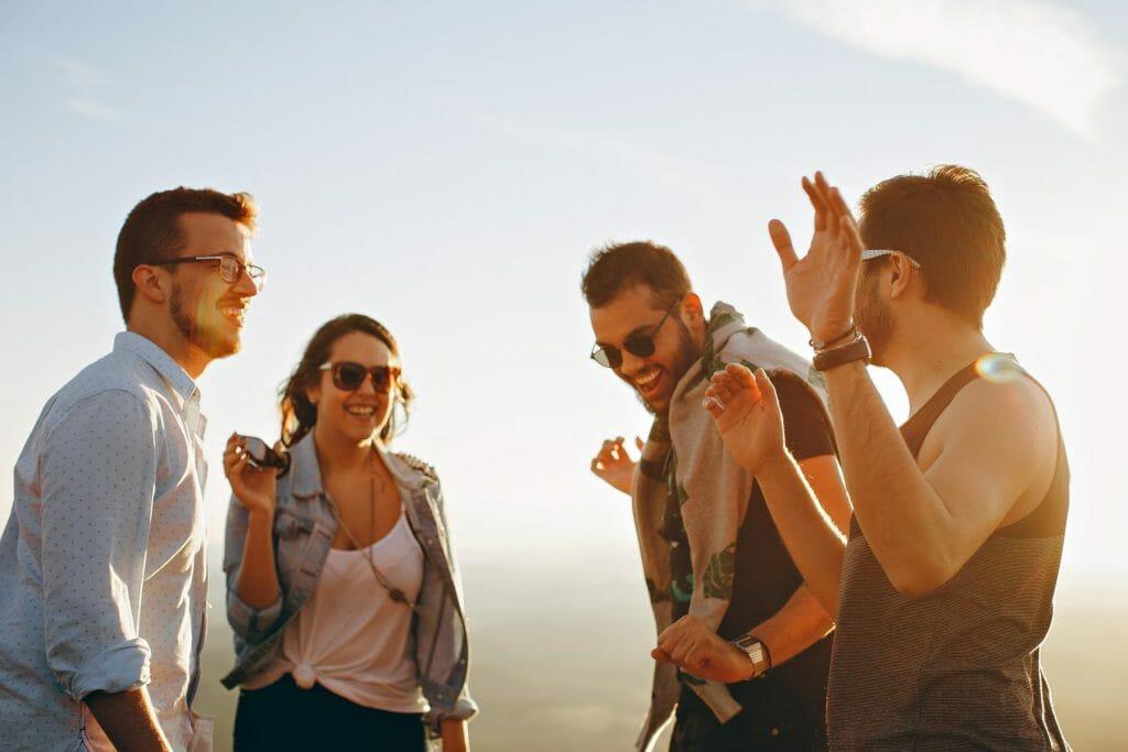 Círculo de amigos – 9 consejos para ampliarlo