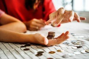 dinero en la relación