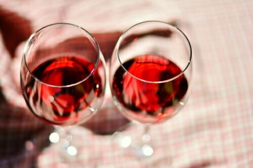 el vino es perfecto