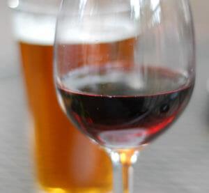 Vino y la cerveza en la vida sexual