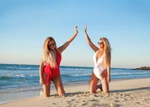 Cómo conocer mujeres en las vacaciones