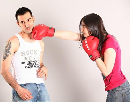 la constante pelea deteriora tu relación