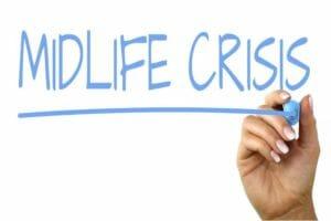 Síntomas de la crisis de la mediana edad
